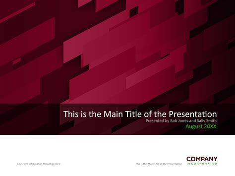 psd presentation template angular powerpoint template cover page in photoshop
