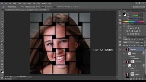 photoshop tutorials pdf with exles photoshop tutorial mesh effect by using layer masking