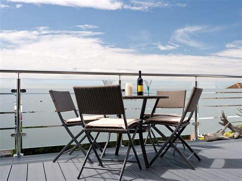 Kleine Balkone 2708 by Balkongel 228 Nder Aus Edelstahl Und Glas Mit Led Licht Q Line