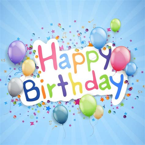 Happy Birthday Ecards For advance happy birthday wishes messages happy birthday