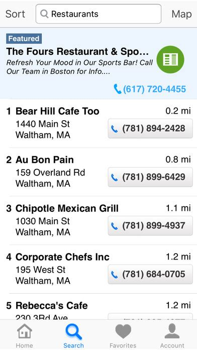 Dex Finder Dexknows Find The Best Local Businesses Near You Apprecs
