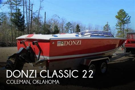 old donzi boats for sale donzi 22 classic boats for sale
