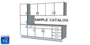 sketchup kitchen design using dynamic component cabinets image gallery sketchup cabinets