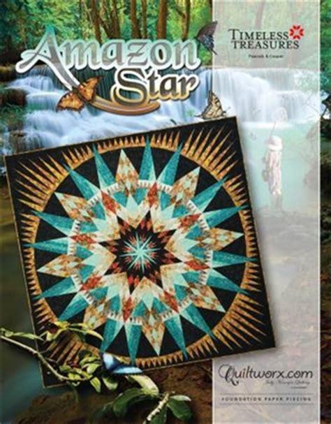 pattern paper amazon amazon star paper pieced quilt pattern by judy niemeyer