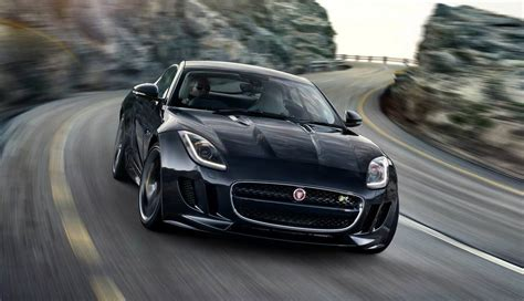 jaguar says rear wheel drive for sports cars is better