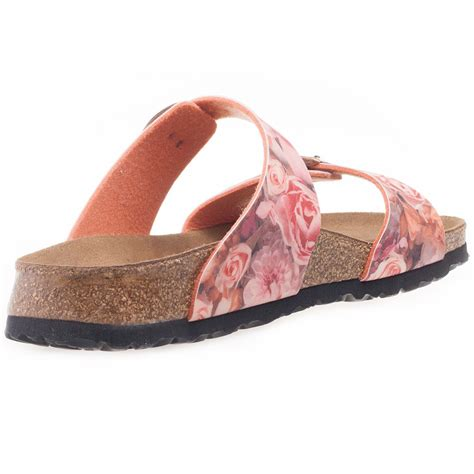 flower shoes sydney birkenstock sydney birko flor silky womens sandals in