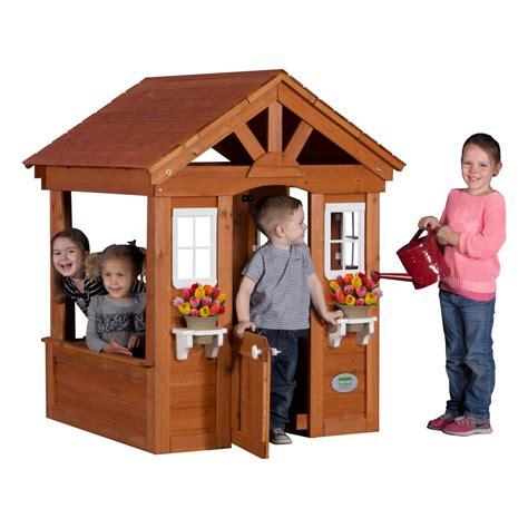 backyard discovery cedar playhouse backyard discovery columbus all cedar playhouse 55036com the home depot