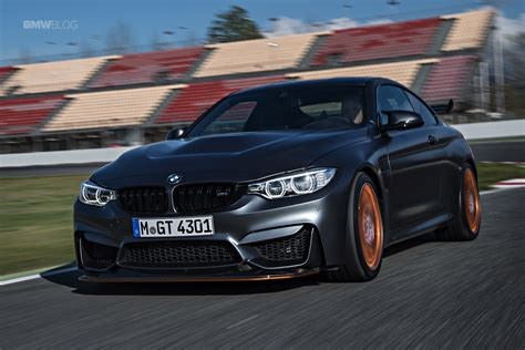 official bmw  gts acceleration numbers