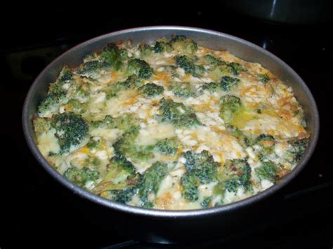 Crustless Quiche Recipe Cottage Cheese by Crustless Broccoli And Cottage Cheese Pie Recipe Cheese