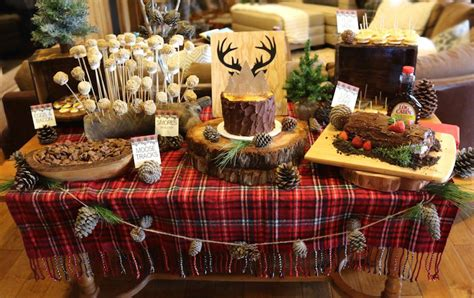 Lumberjack Decorations by Mountain Lumberjack Birthday The Yes