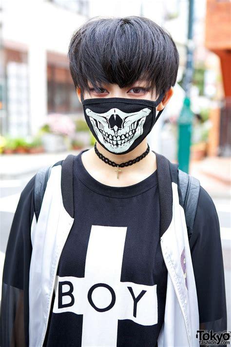 K pop Fans w/ Face Masks, Boy London, Frankenweenie & Itazura Toy Sneakers