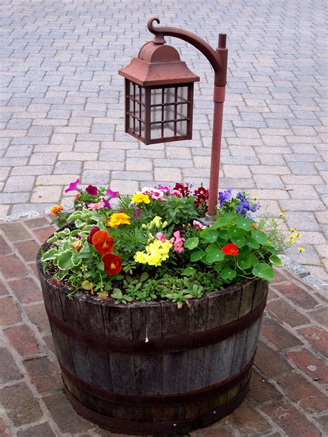 Patio Pots And Containers by 30 Stunning Low Budget Diy Garden Pots And Containers