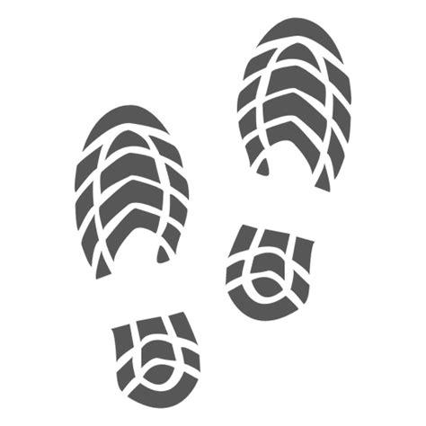 design icon wellington men shoe footprint icon transparent png svg vector