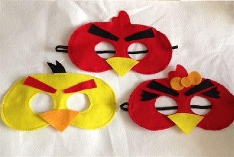 Para Do Maskara 01 m 225 scara angry birds 01 arte mimos e dengos elo7