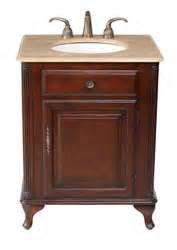 27 inch bathroom vanity small classic single sink with