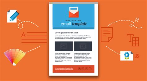 html card email templates how to customize an html email template in 7 steps