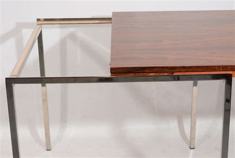 Fold Out Dining Room Table by Fantastic Fold Out Rosewood Dining Table At 1stdibs