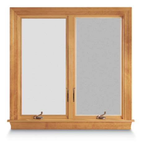 Andersen Awning Window by Andersen 400 Series 2 Panel Casement Window Lumber
