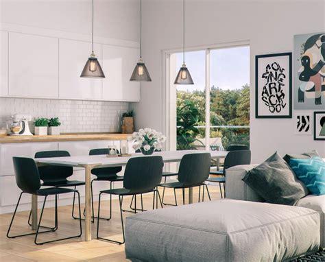 Ikea Falster Bangku Luar Ruang Hitam Kecokelat 10 desain ruang makan bergaya skandinavian dirumahku