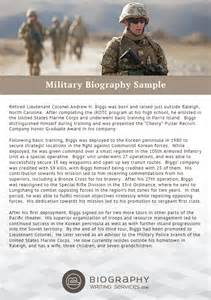 air biography template bio template for army promotion board ebook database