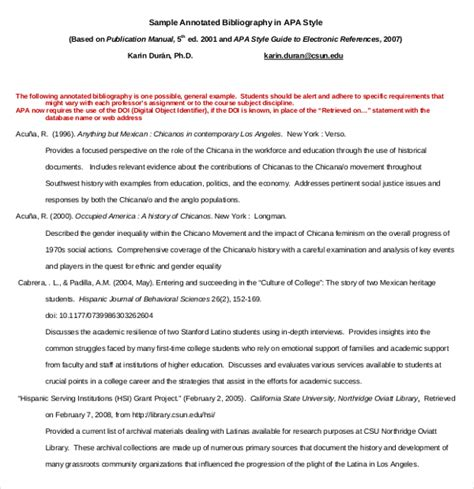 format apa bibliography blank annotated bibliography template 10 free word pdf