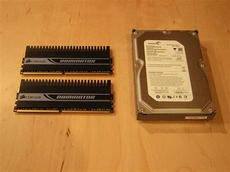 Hardisk Ram difference between disk and ram