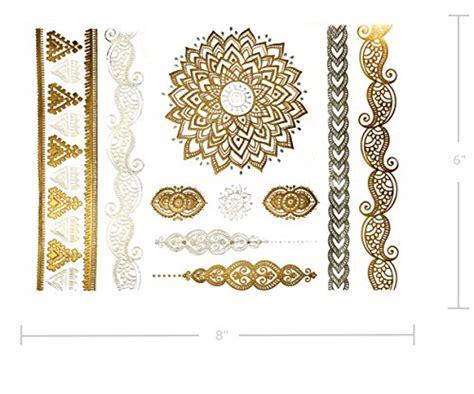 tattoo mandala gold terra tattoos metallic henna tattoos over 75 mandala