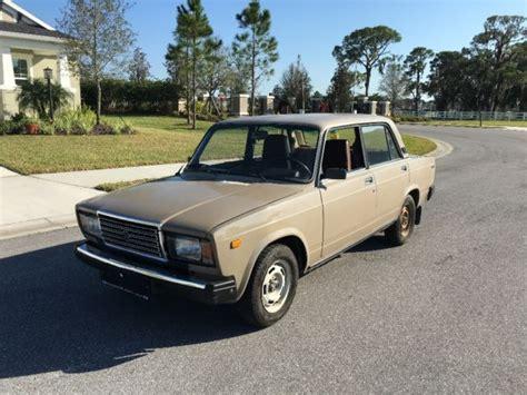 Lada 2107 For Sale In Usa 1986 Lada Vaz 2107