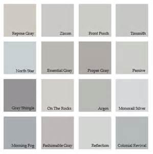 Valspar Greige grey living room ideas