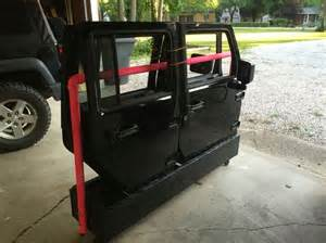 Jeep Door Storage Jeep Door Storage Jeep Stuff Oiiiiiiio