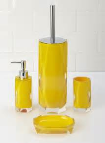 Yellow Accessories For Bathroom An Overview Of Yellow Bathroom Accessories Bath Decors