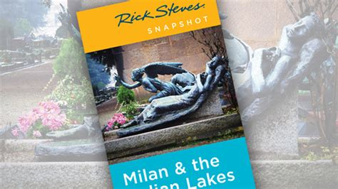 rick steves snapshot milan the italian lakes district books the italian of lake como by rick steves