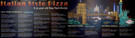 home menu board design italian design home