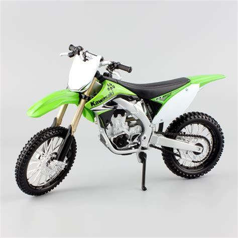 Motorrad Cross Marken by 1 12 Brand Kids Motorcycle Kawasaki Kx 450f Diecast Model