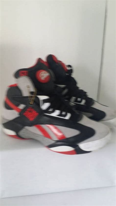 retro reebok basketball shoes reebok shaq attaq retro basketball shoes kixify marketplace