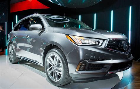 2020 Acura Mdx Changes by Acura Mdx 2020 Changes Exterior Interior Engine Price