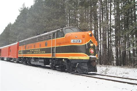 what are the best christmas trains all aboard the best rides in america gallery