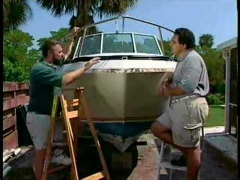 installing rub rail on boat installing flexible vinyl rub rail on your boat youtube