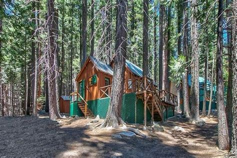 Cabins In Strawberry by Tiny House This Vintage Cabin In Strawberry Ca Realtor 174