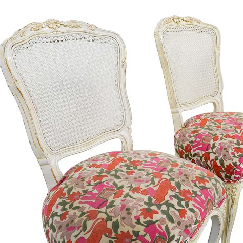 white shabby chic chairs 63 ashwell ashwell shabby chic white