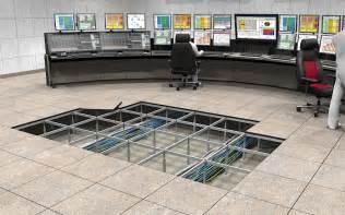 raised access floor systems