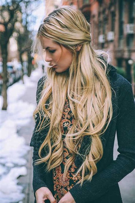 long blonde hairstyles images 35 best female hair styles long hairstyles 2016 2017