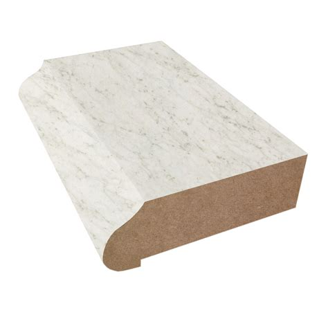 countertop edge ogee edge wilsonart countertop trim white carrara