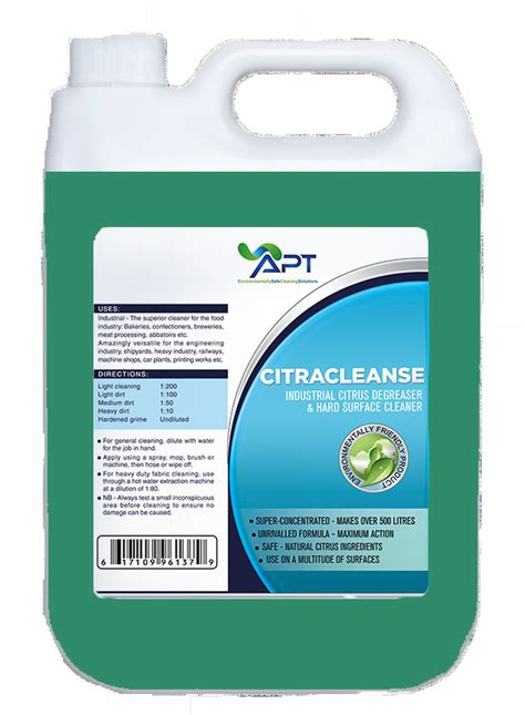 Cleanse 550ml Heavy Duty Degreaser heavy duty citrus degreaser surface cleaner
