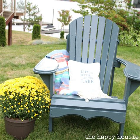 Outdoor Patio Furniture Paint How To Paint Outdoor Furniture So It Lasts For Years The Happy Housie
