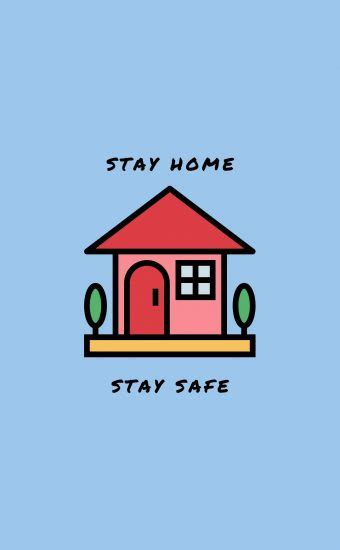 stay home stay safe wallpapers hd
