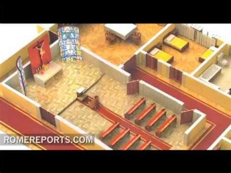 papal apartment floor plan rome reports tv news agency