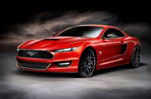 Future Ford 2018 Ford Mustang Svt Concept Future Cars Models