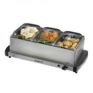brennands elgento 3 tray electric buffet server food warmer e322 brennands