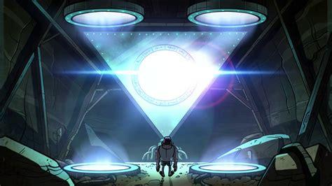 Sweater Go Inter List Blue interdimensional portal gravity falls wiki fandom